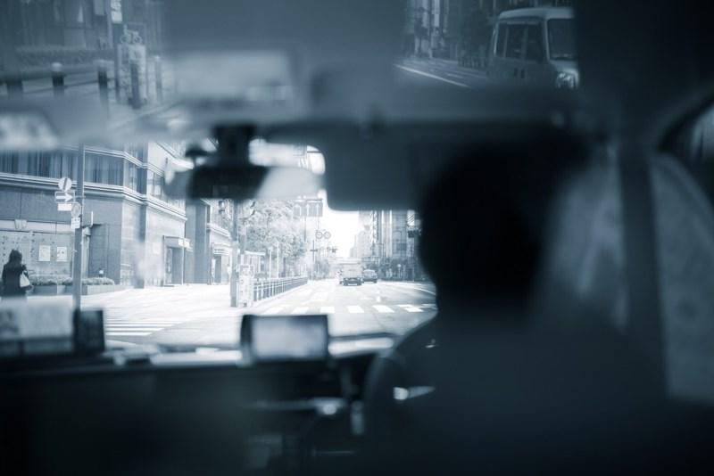 taxi配車JCBザクラス