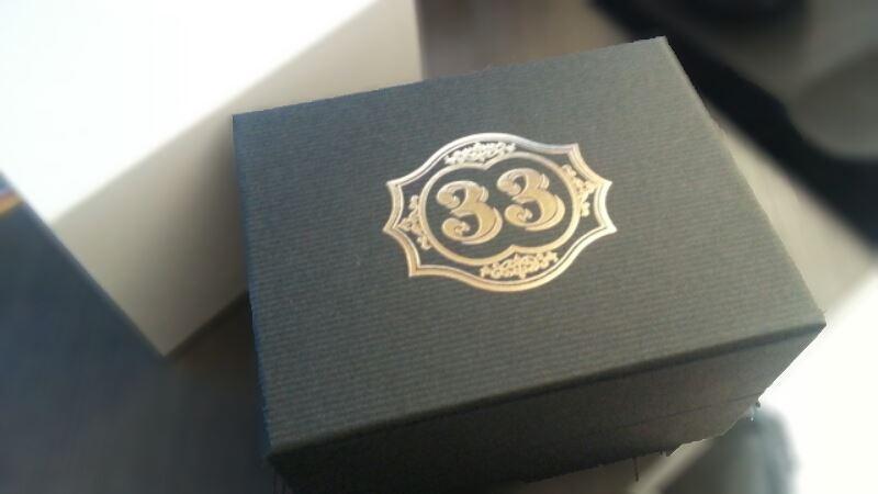 クラブ33 限定グッズ 時計