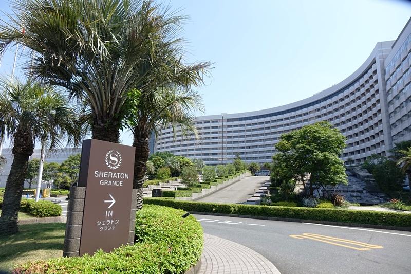 シェラトングランデ東京ベイホテル