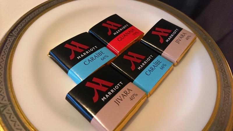 マリオット チョコレート