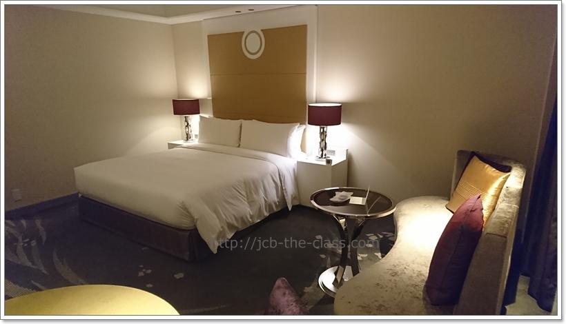 東京マリオットホテル デラックスルーム
