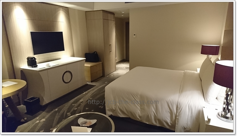東京マリオットホテル滞在記!お部屋編SPGアメックスでエグゼクティブフロアにアップグレード!