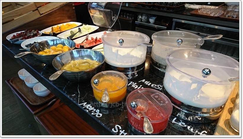 東京マリオットホテルの激ウマ朝食ブッフェ!ラウンジ&ダイニングG