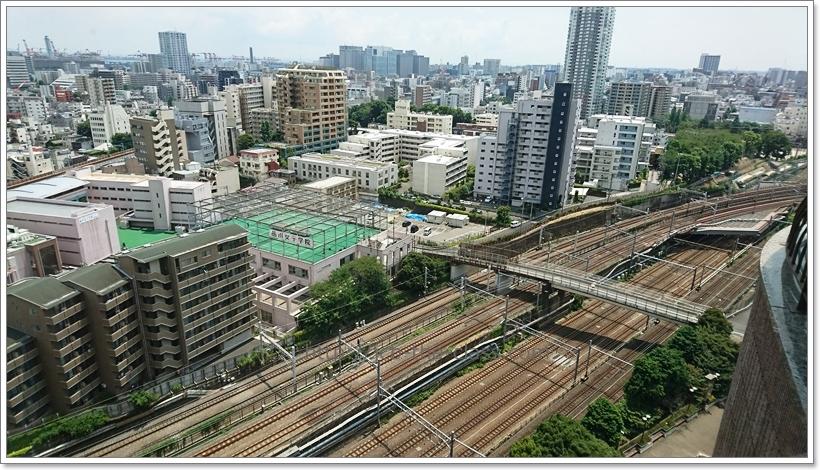 東京マリオットホテル 電車