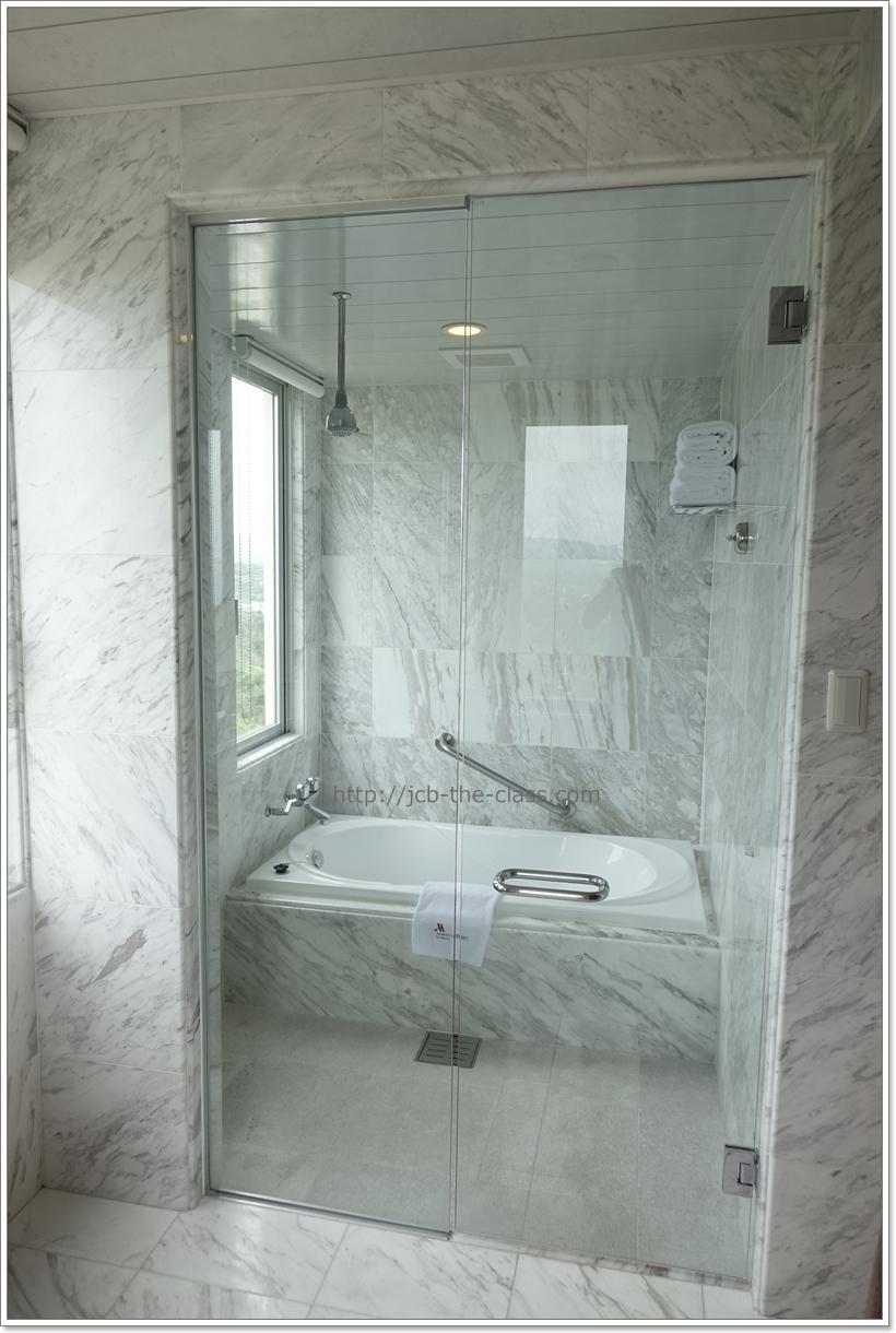 マリオットオキナワ 風呂