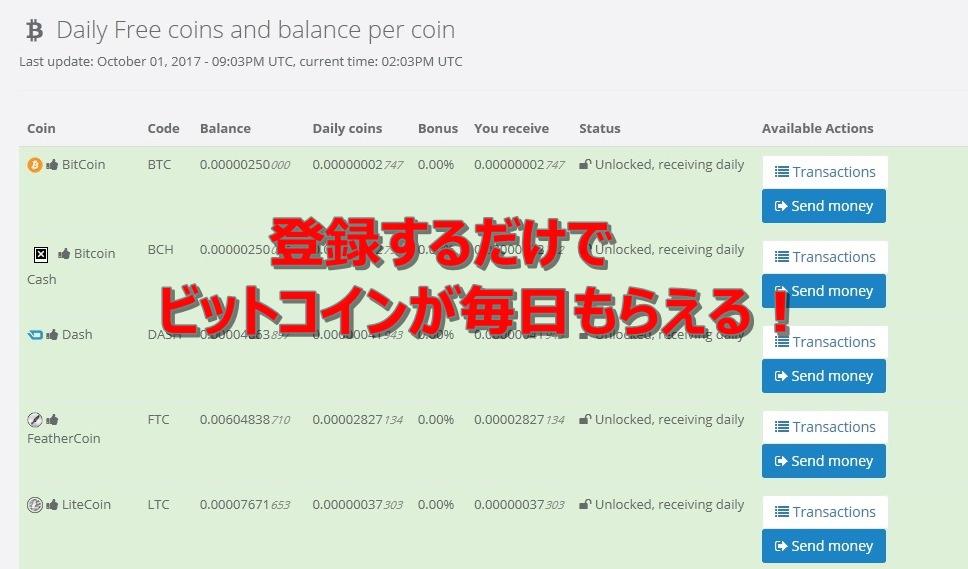 QoinProは詐欺!?毎日ビットコイン等の仮想通貨が貯まっていく!使い方・登録方法完全解説