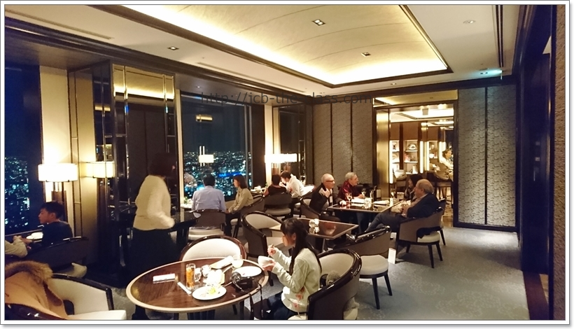 リッツカールトン東京 夕食