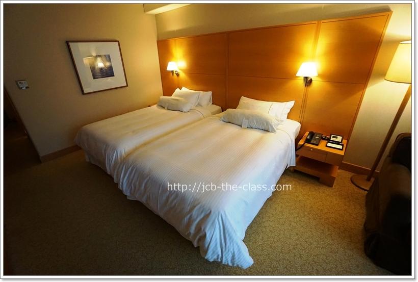 ウェスティン都ホテル 部屋