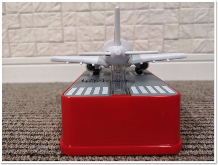 JAL 飛行機 貯金箱